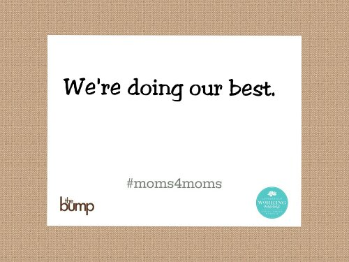 Moms4Moms Day