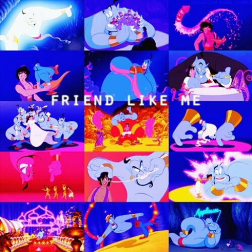 You Ain't Never Had A Friend Like Me