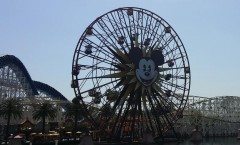 California Adventure:  Part 1